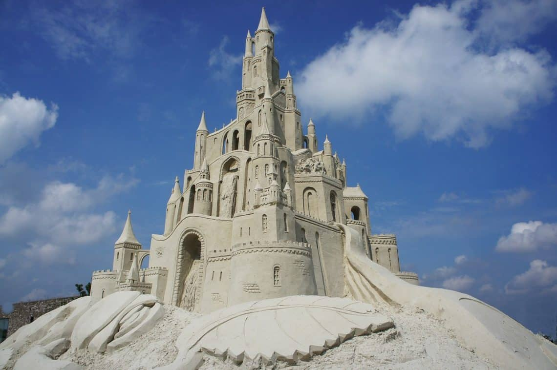 castle 413285 1280 1140x758 - How to Spend the Perfect Weekend on Florida's Emerald Coast