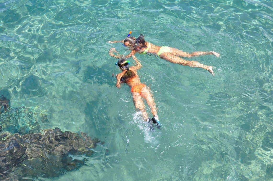 snorkeling 1551757 1280 1140x757 - How to Spend the Perfect Weekend on Florida's Emerald Coast