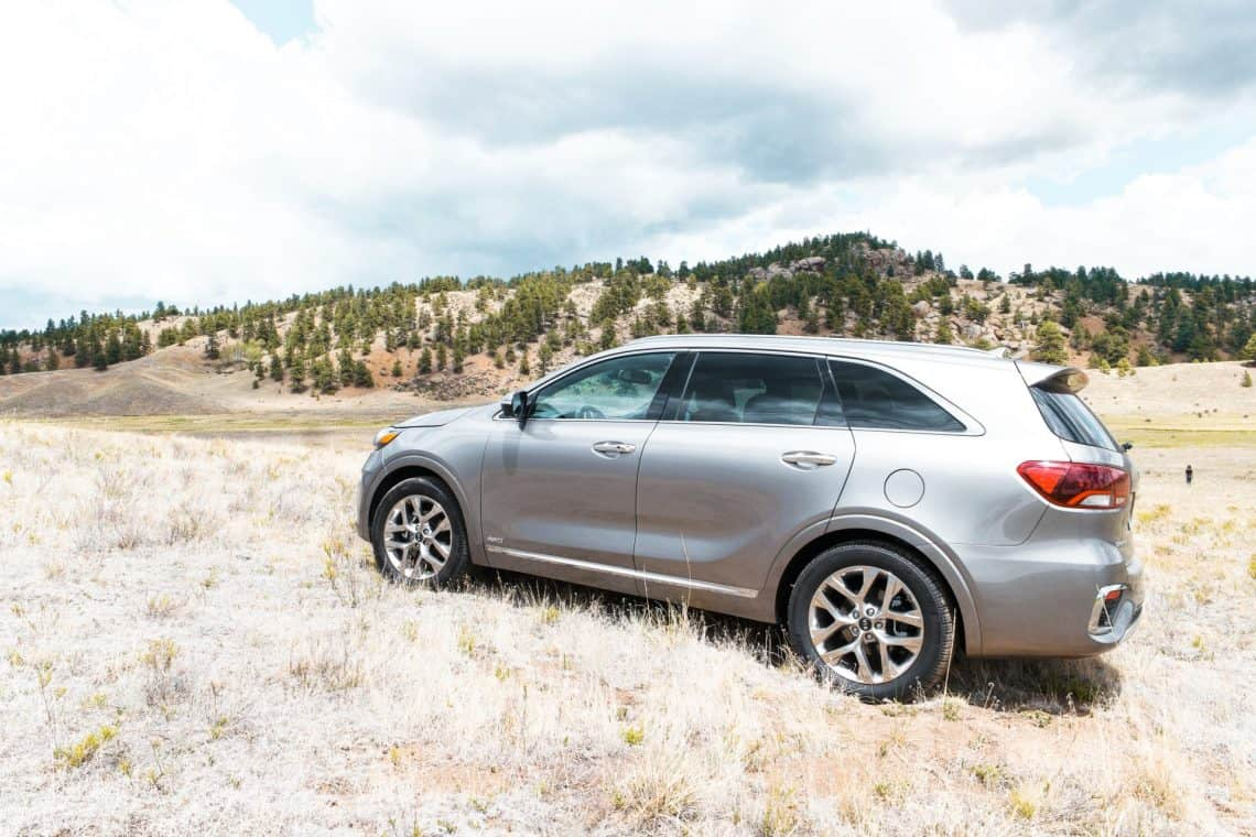 2019 kia sorento summer road trip with kids