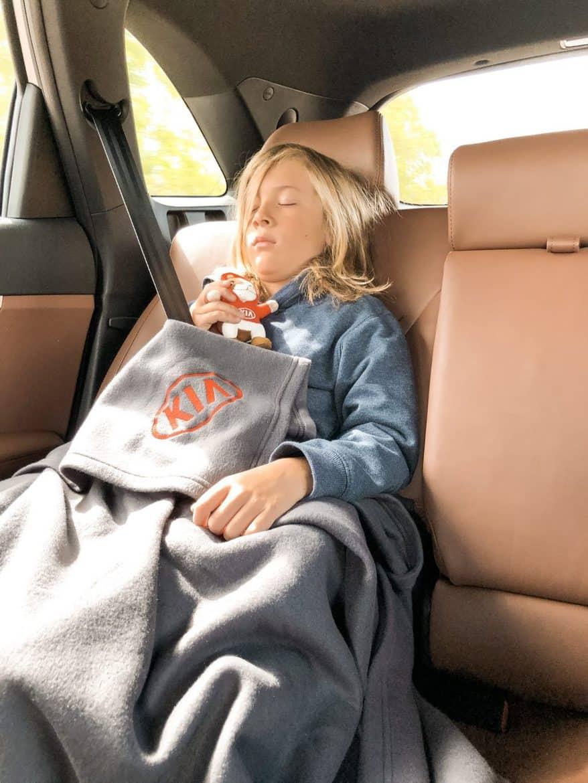 2019 kia sorento reclining seats