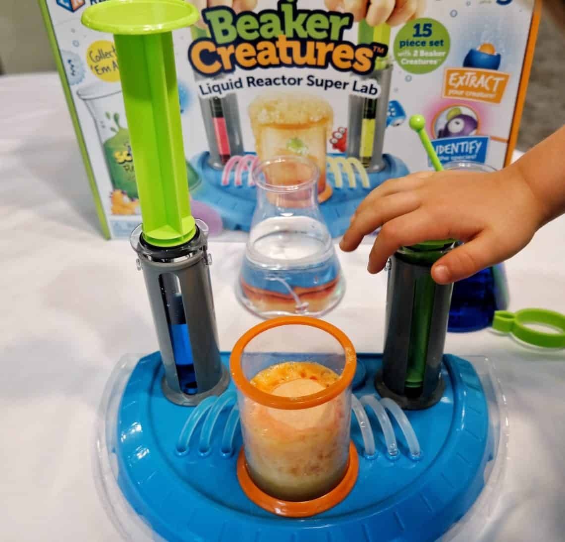 Beaker Creatures keep kids learning over summer