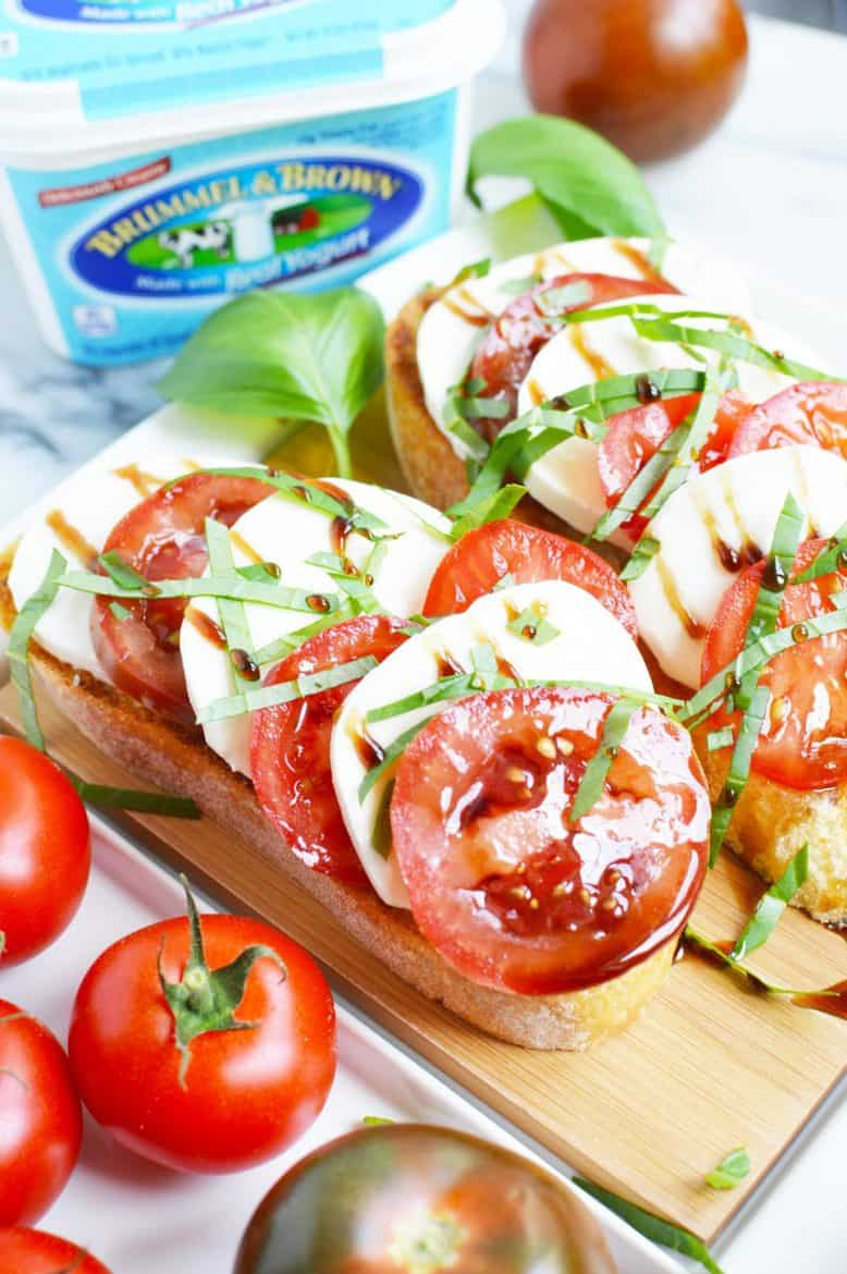 best Caprese Toast Recipe