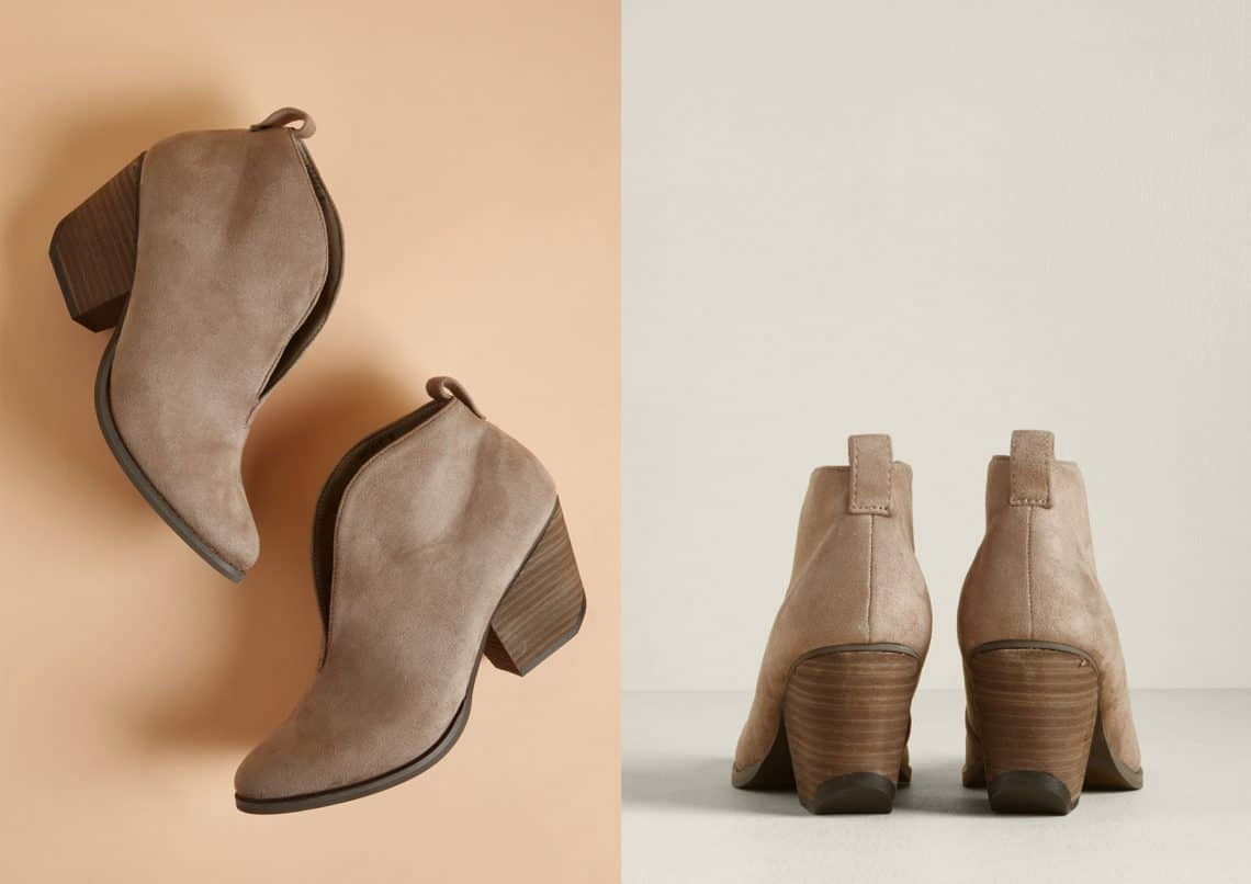 ankle boot 1140x806 - How to Dress Up Your Leggings