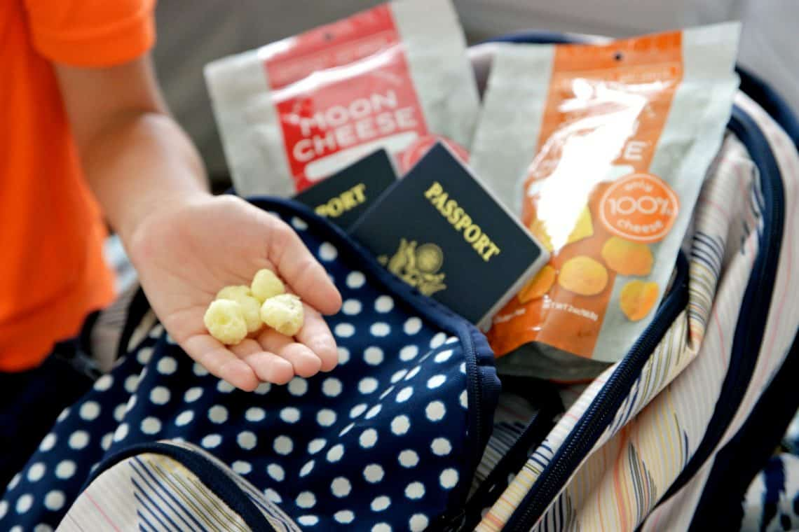 moon cheese keto travel snack