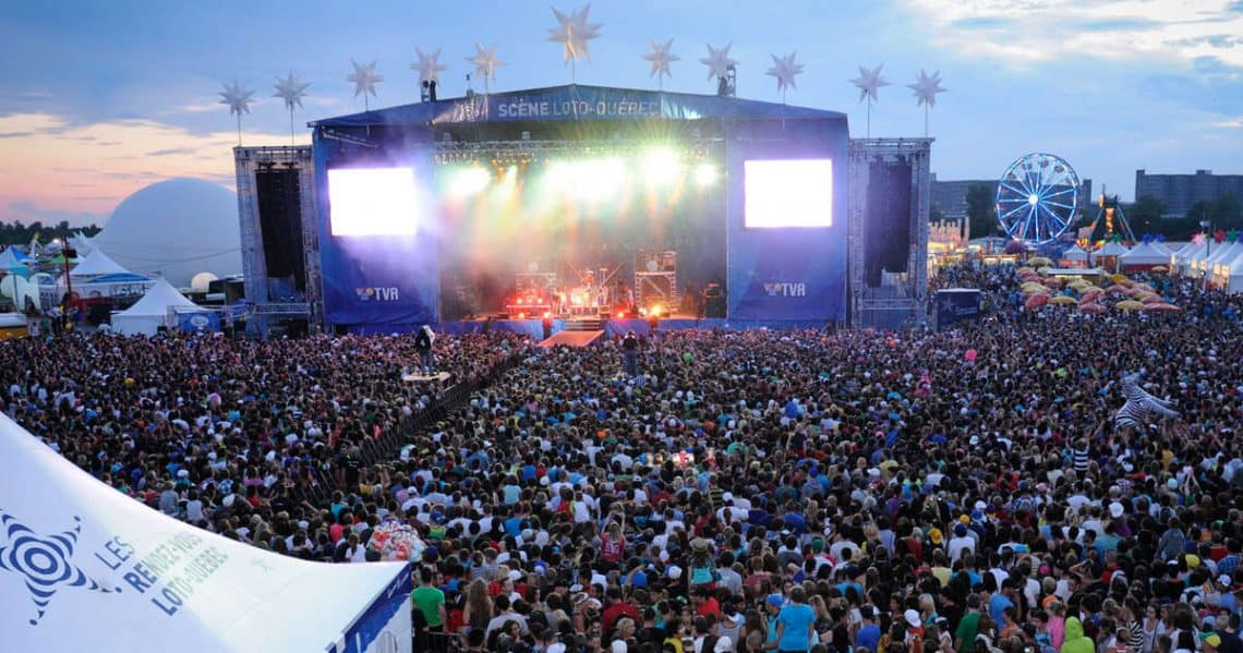 quebec city summer festival