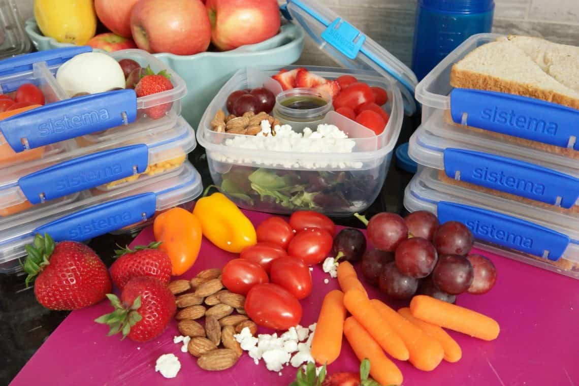 sistema to go 5 1140x760 - 5 Biggest Benefits of Meal Prepping
