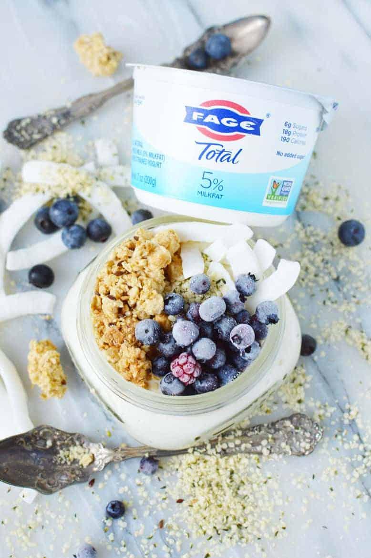FAGE Healthy Yogurt Bar