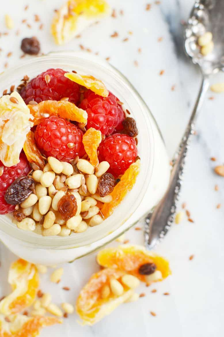 13 Healthy Topping Ideas for the Best Yogurt Bar Ever ...