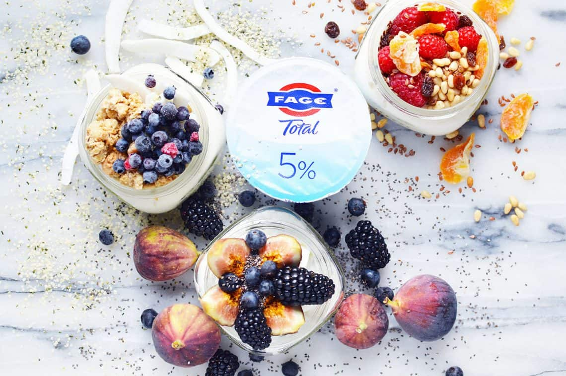 FAGE Healthy Yogurt Bar