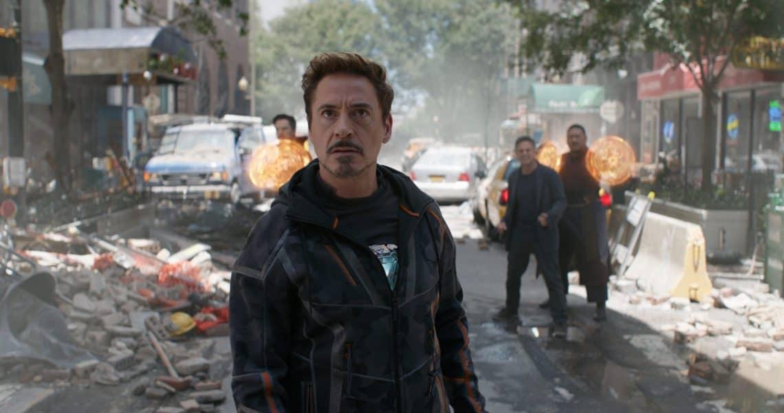 avengers infinity war ironman spoilers