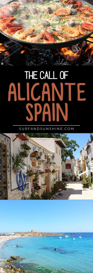 alicante spain things to do