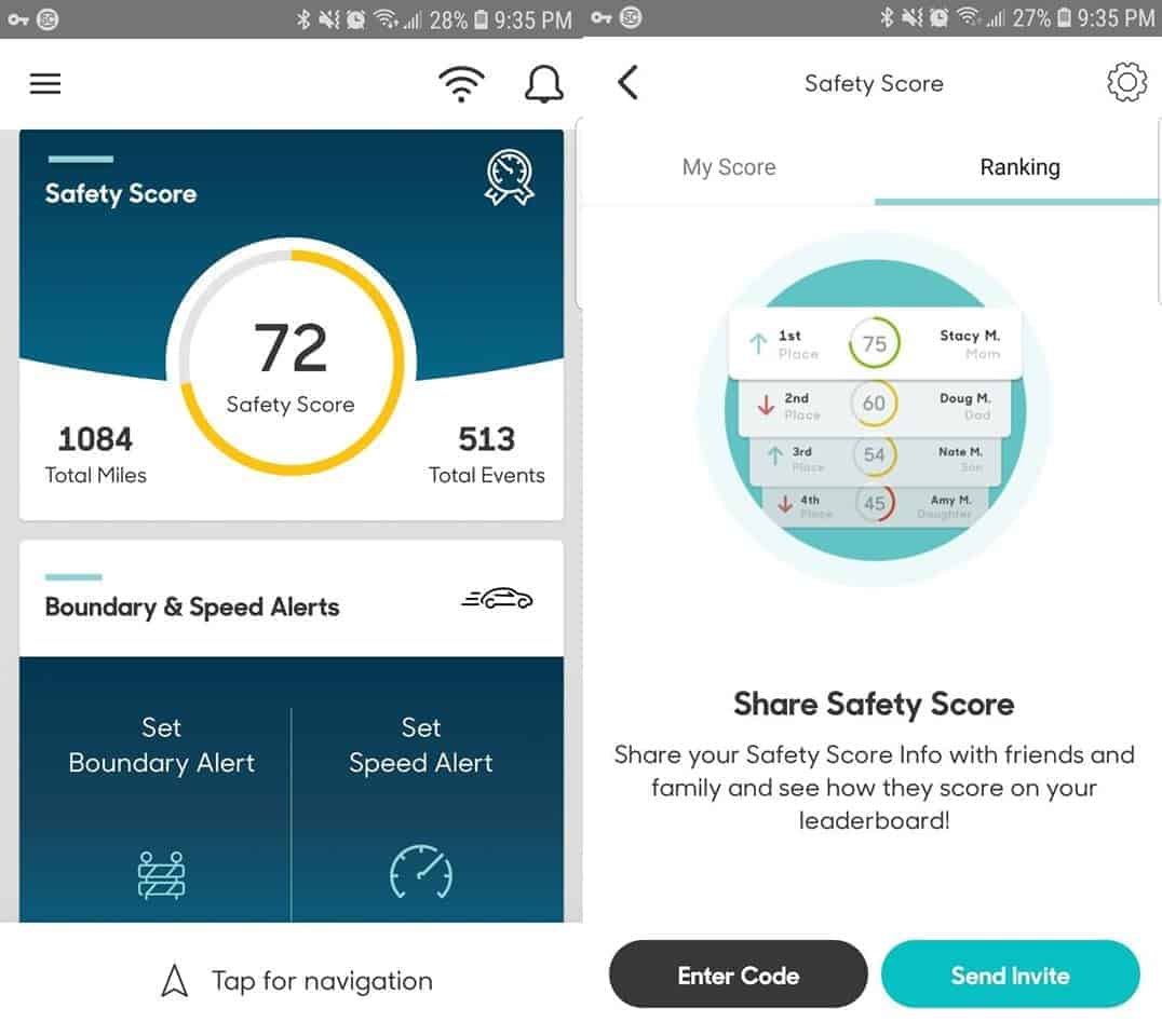 humx by verizon safety score - This Automotive Gadget Can Help Keep New Teen Drivers Safe