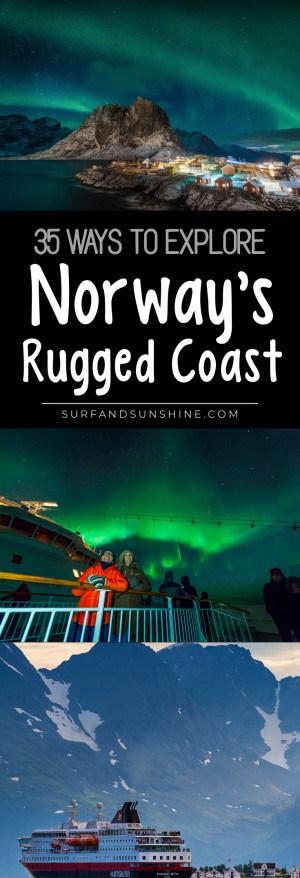 35 ways to explore norways rugged coast custom