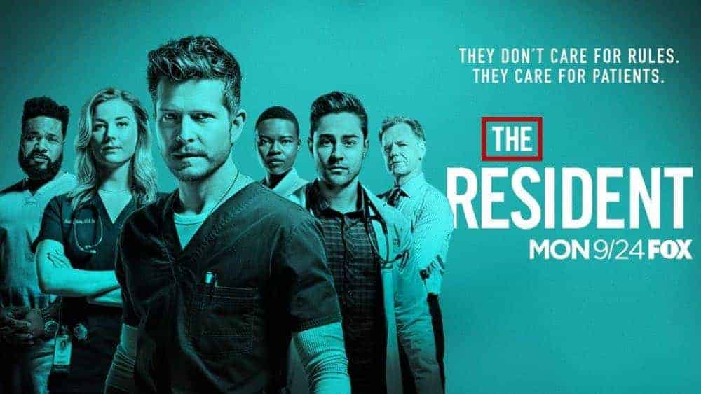 The Resident Season 2 Poster - FOX's 9-1-1 and The Resident: Upcoming Premieres You Won't Want to Miss