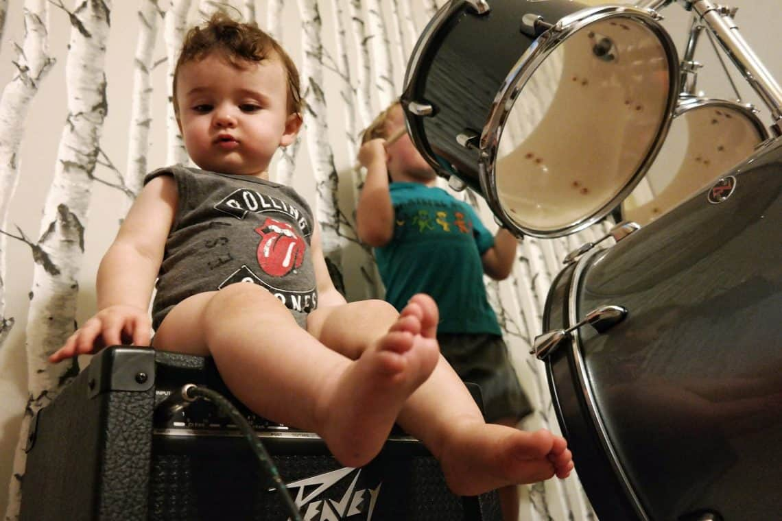 boys and drums  1140x760 - Why Raising Rockstars is Good for Academics