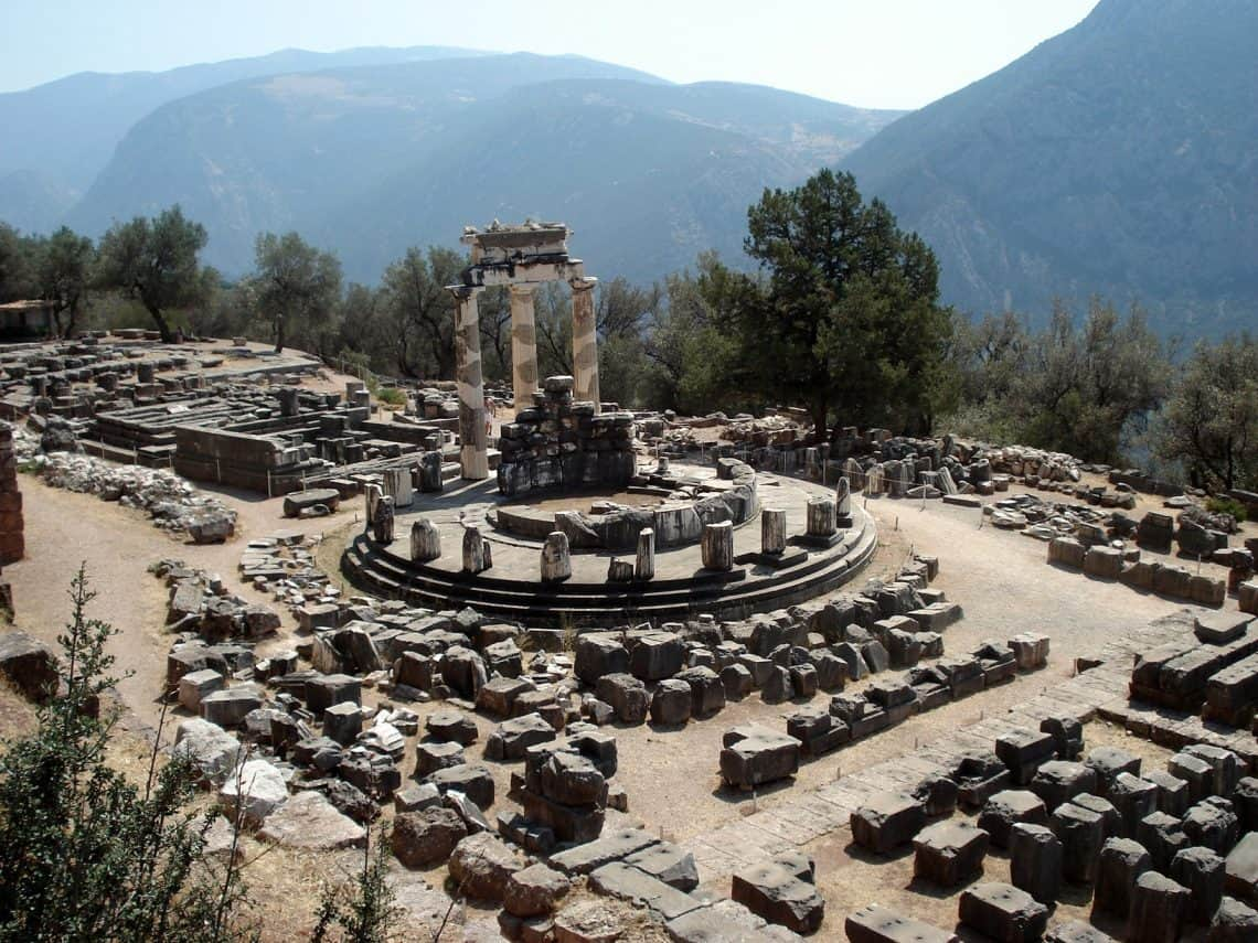oracle at delphi greece