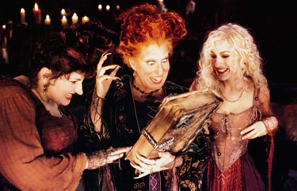 hocus pocus 1140x733 - We Reveal 7 Secrets from Cult Favorite Hocus Pocus for its 25th Anniversary