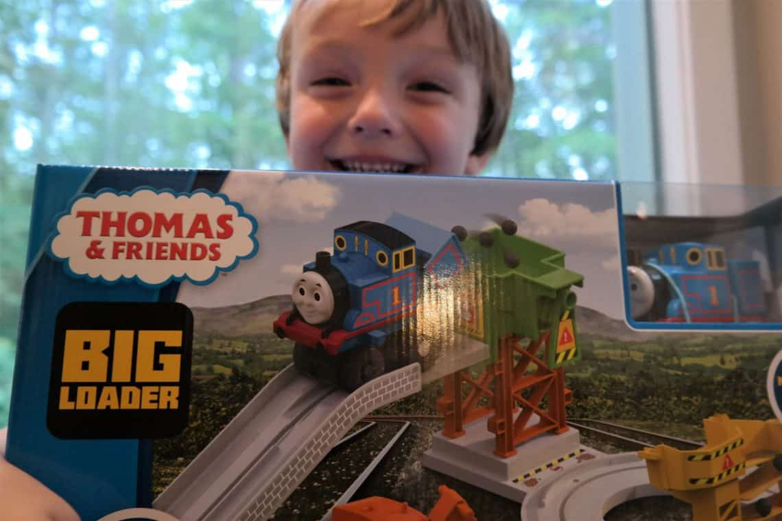 thomas 1 1140x760 - The Perfect Birthday with Thomas and Friends