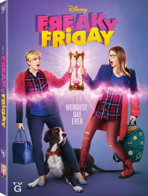 freaky friday 300x398 - The stars of Disney Channel's Freaky Friday had a challenge on their hands