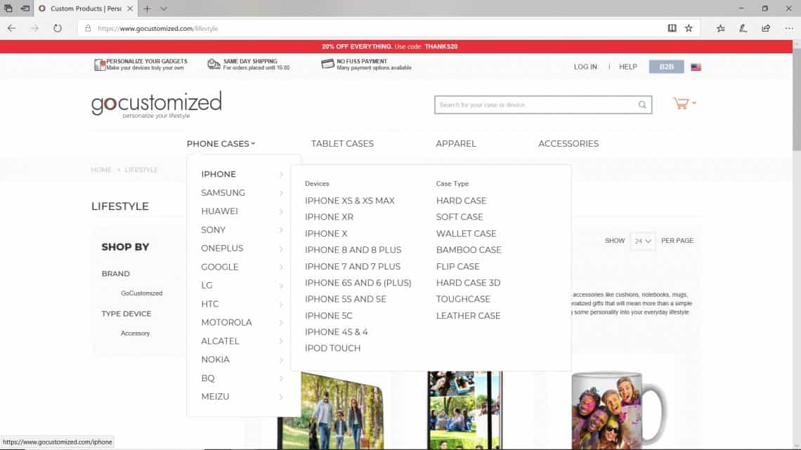gocustomized2 1140x641 - GoCustomized for Specialized Gifts You Won't Find in Any Store