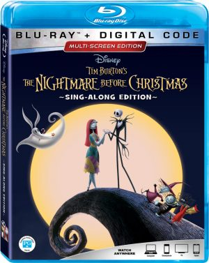 nightmare before christmas dvd 300x377 - 25 Years of The Nightmare Before Christmas