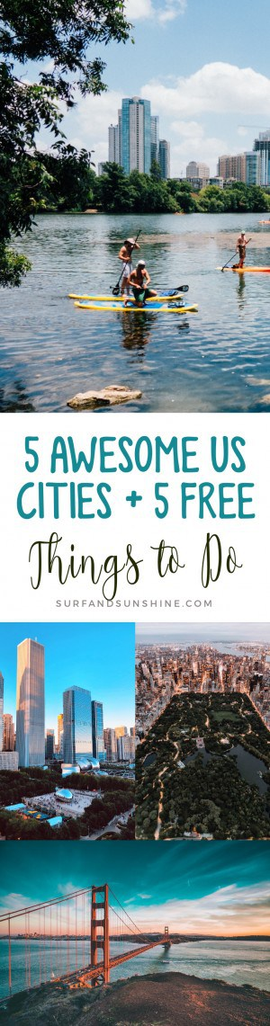 5 cities to visit custom