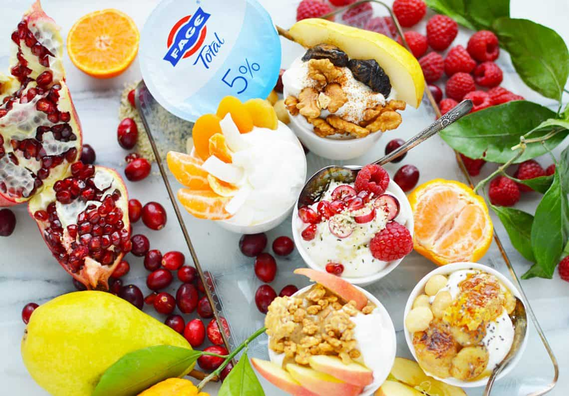 FAGE yogurt bowl idea