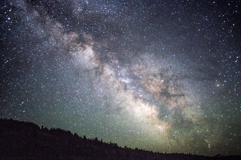 Jackson Hole stargazing