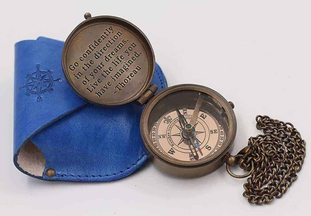 compass - Gift Guide for Adventure Seekers and the Travel Obsessed