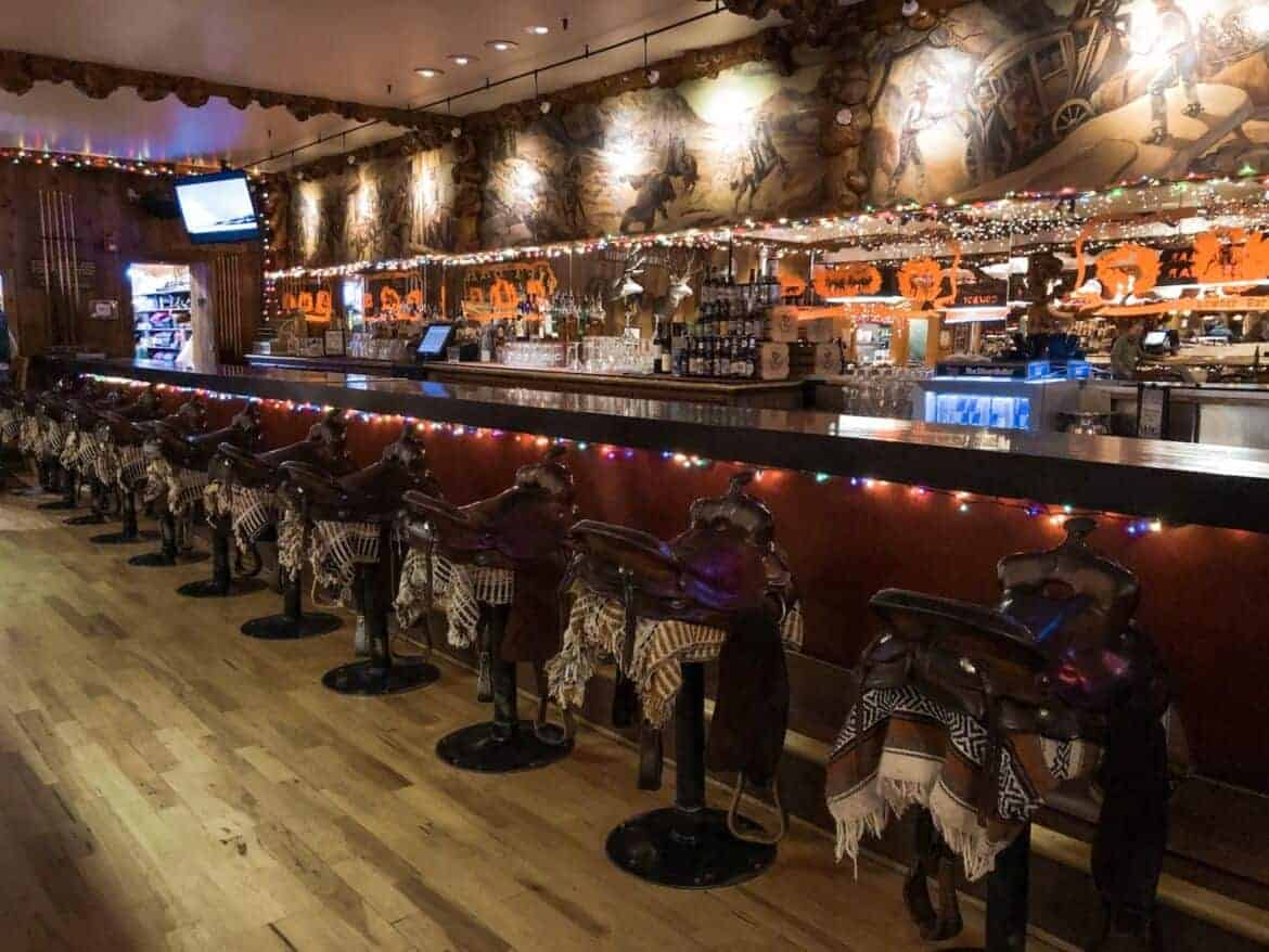 million dollar cowboy bar