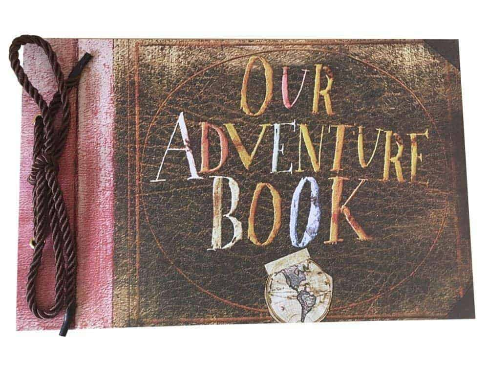 scrap book - Gift Guide for Adventure Seekers and the Travel Obsessed