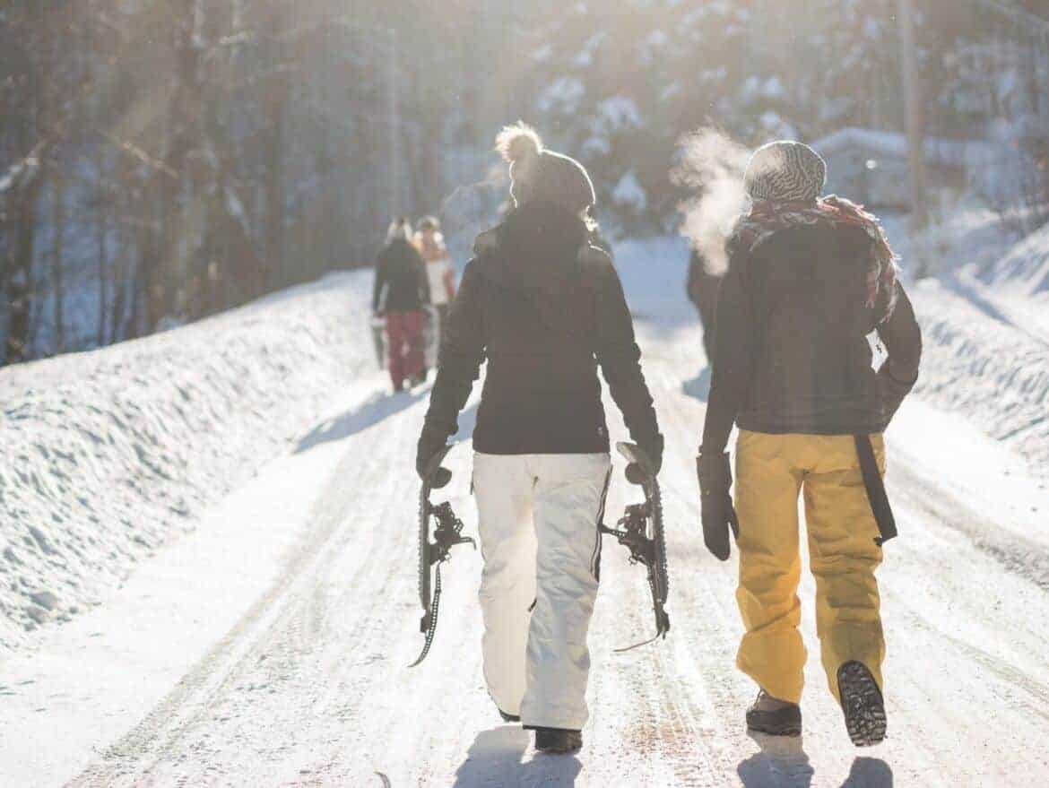 snow shoe - 22 Ways to Rock Winter in Jackson Hole on a Budget