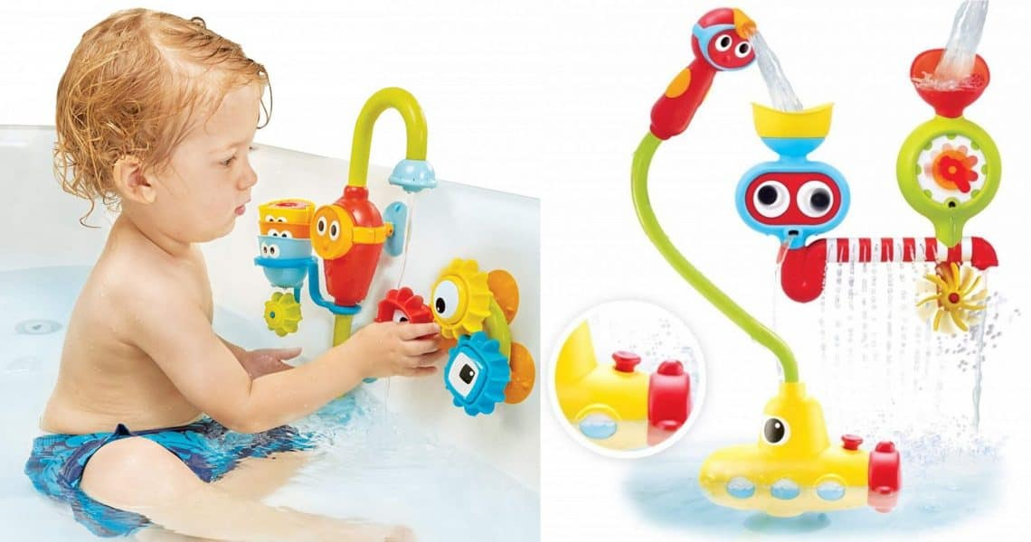 tub toys 1140x600 - 2018 Holiday Gift Guide for Kids