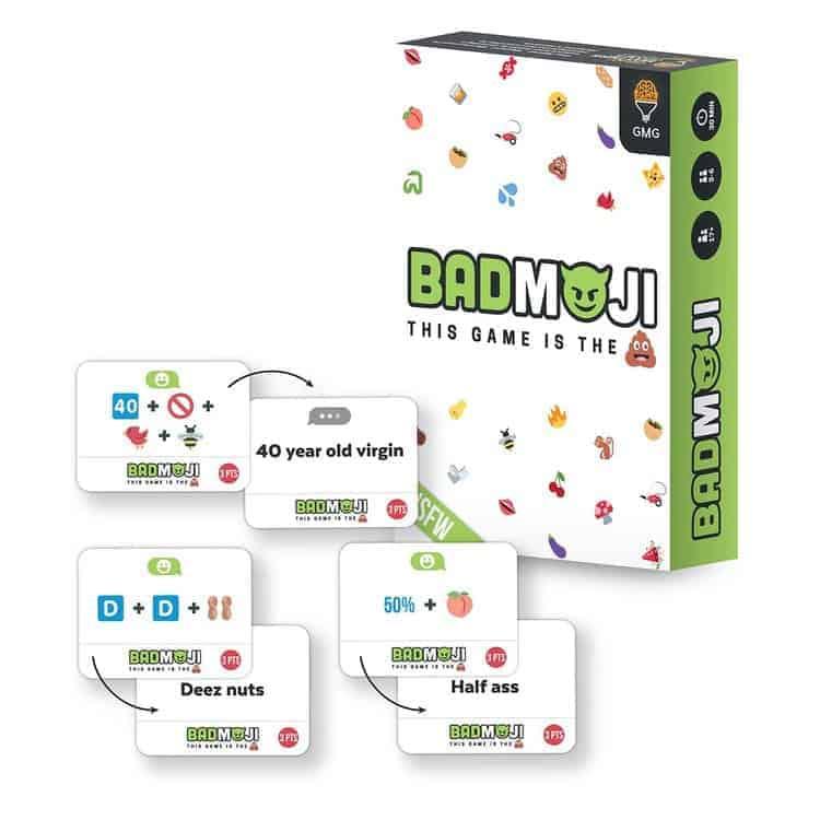 badmoji adult game