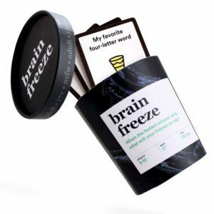 brain freeze game