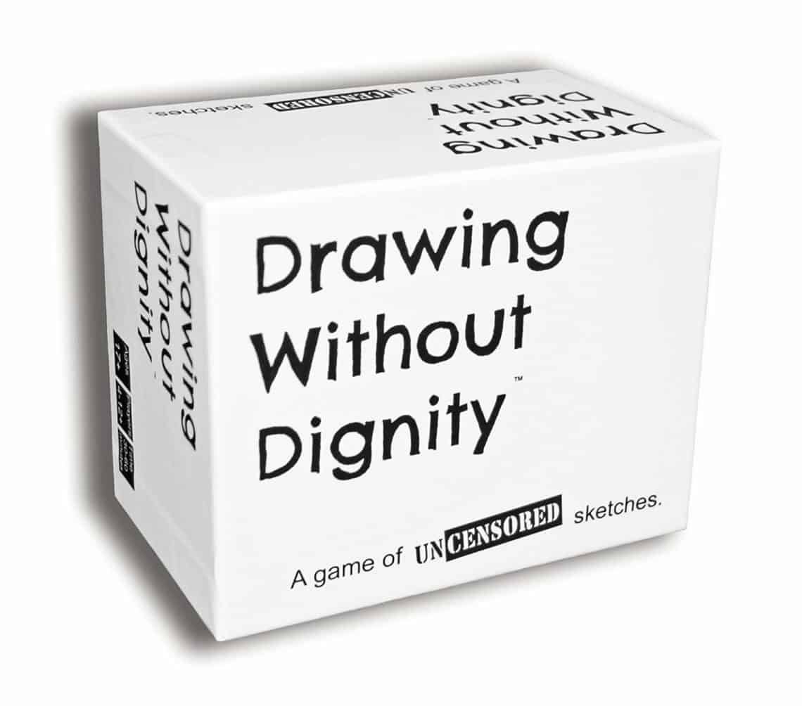 drawing without dignity game