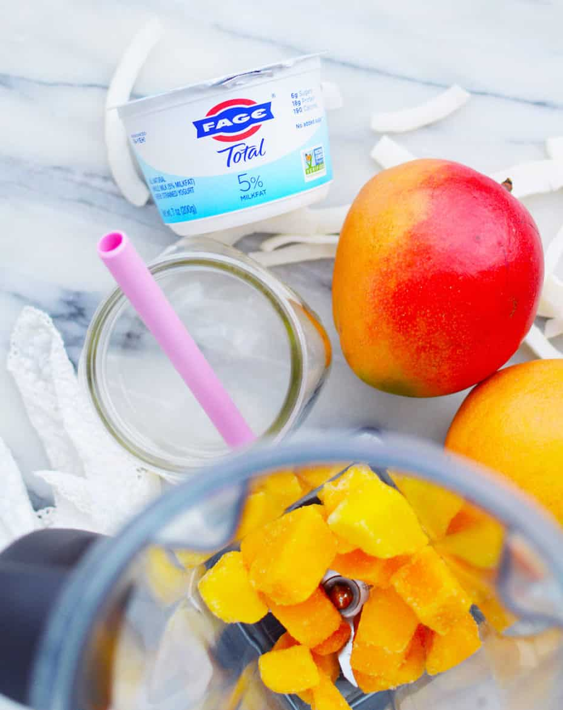 FAGE mango smoothie2 1
