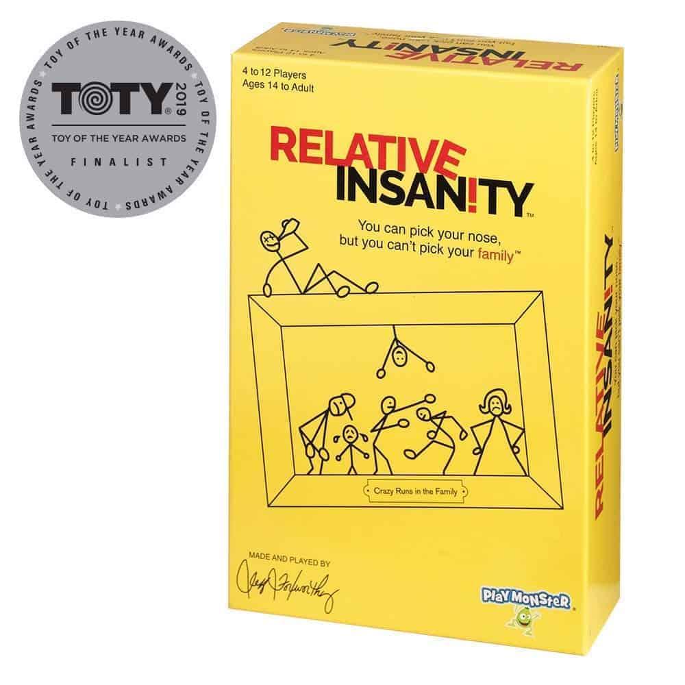 relative insanity game