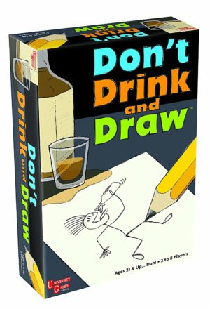 adult games dont drink and draw