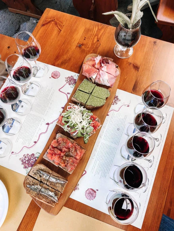Cinque terre italy wine tasting