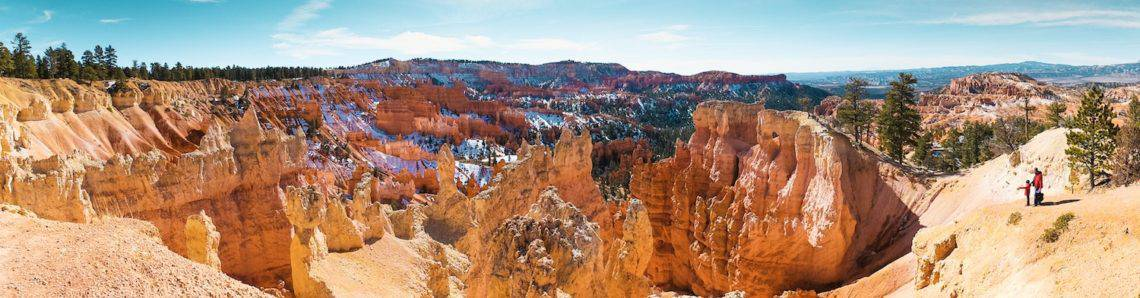 Family friendly hikes in bryce canyon utah