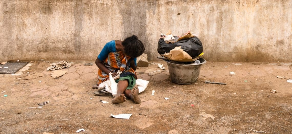 poverty india 1