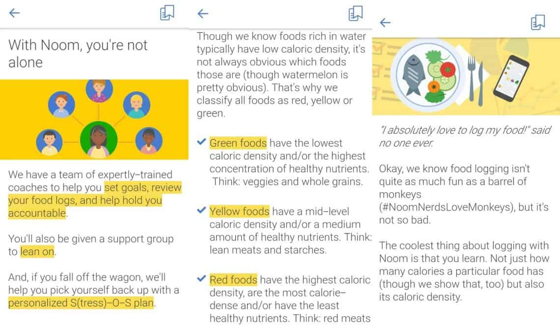 picture regarding Noom Food List Printable known as Noom Overview: Conclusion Lying towards By yourself Pertaining to Why Your self Cant Shed