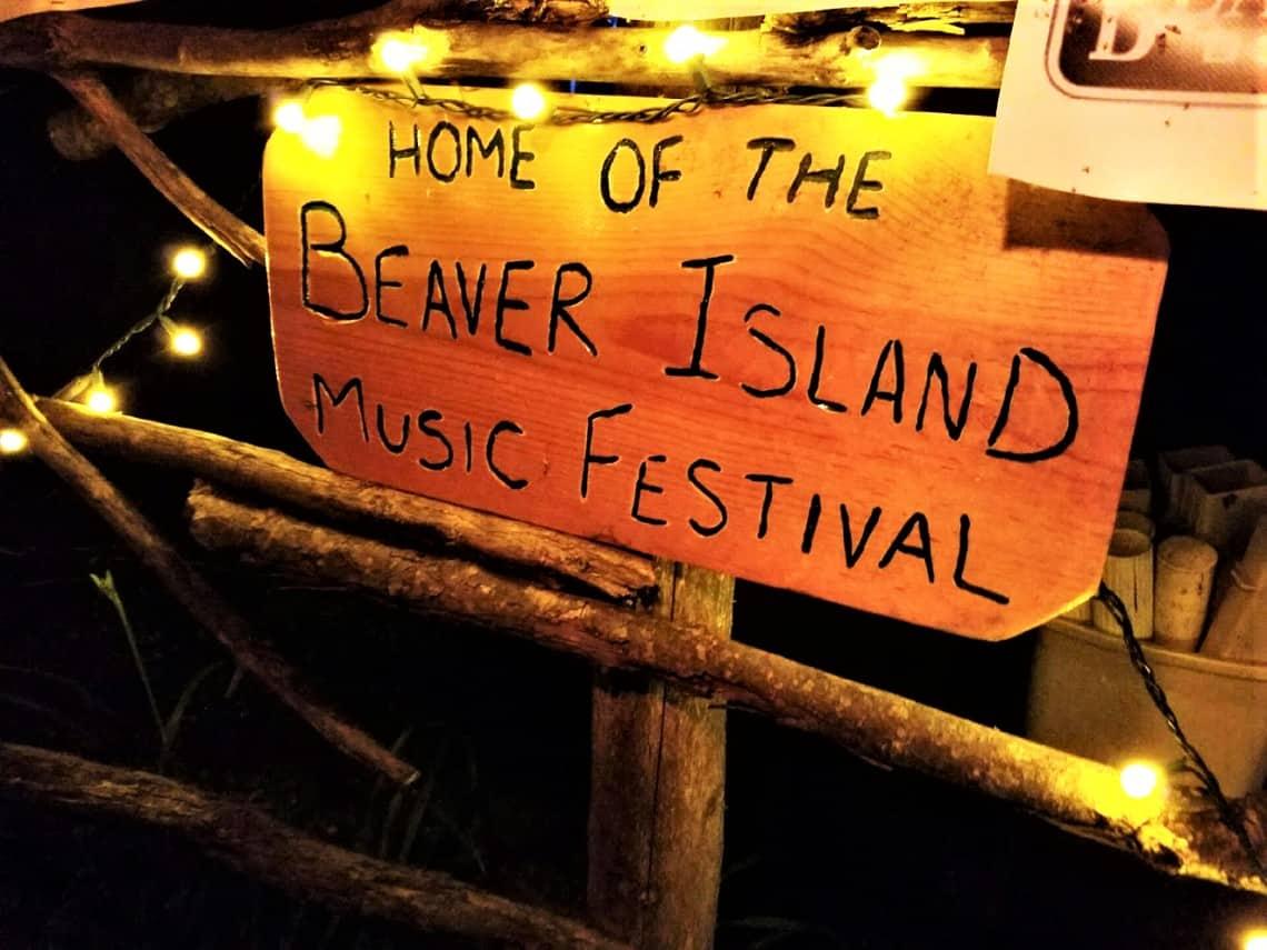 Michigan Beaver Island Music Festival