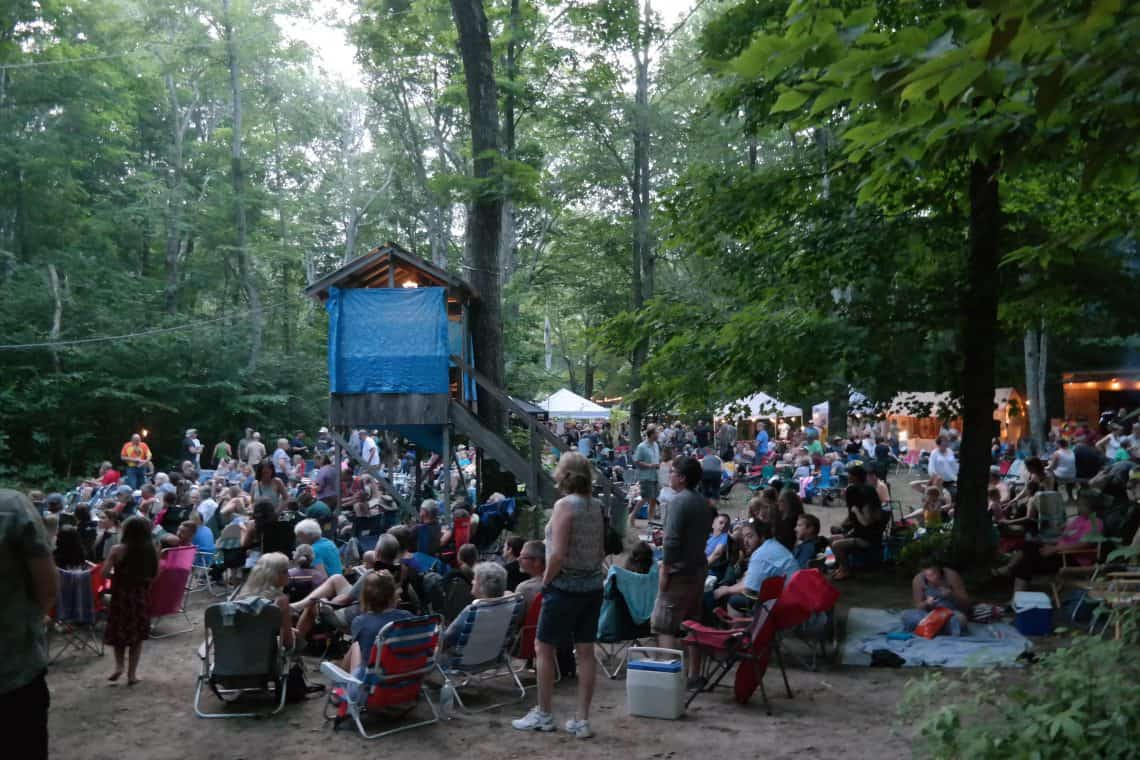 Michigan Beaver Island Music Festival