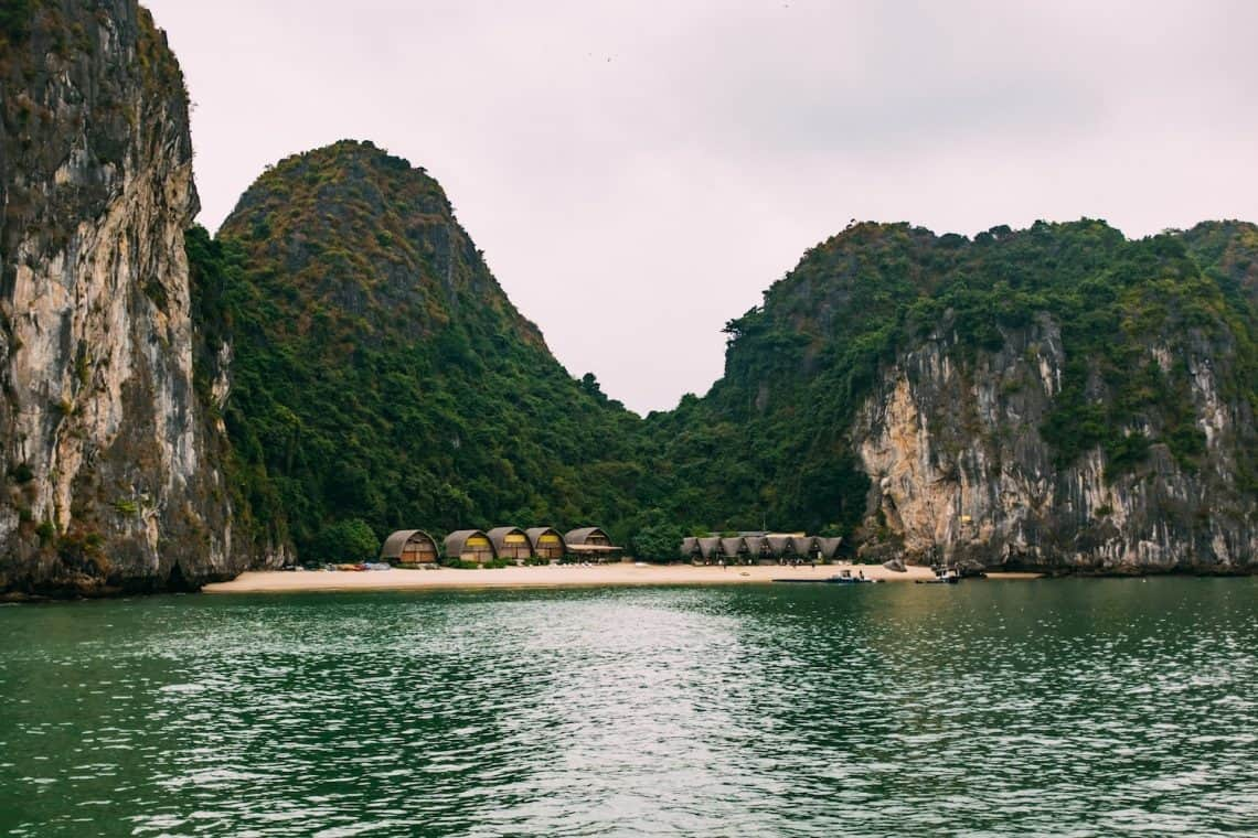 Lan Ha Bay, Cat Ba Island, Vietnam