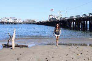 Solo Trip to Santa Barbara wharf