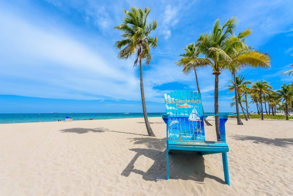 Paradise Beach Fort Lauderdale Florida