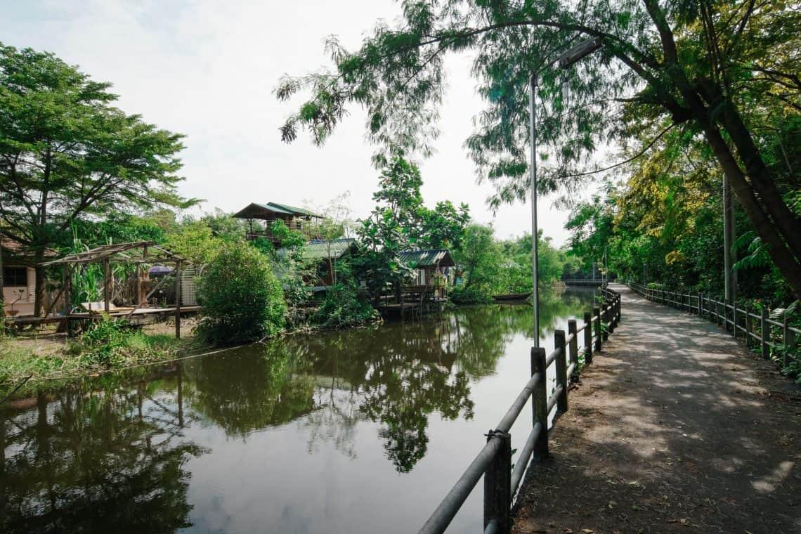 Bang Krachao Green Lung of Bangkok