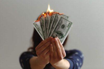 money credit cash
